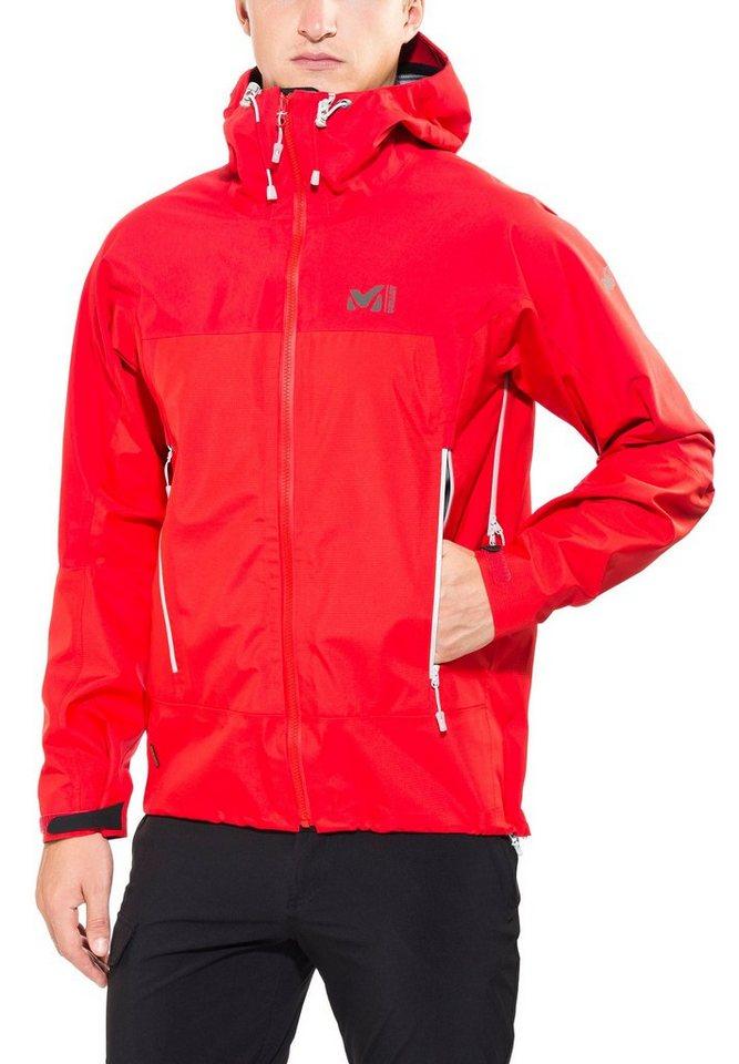 Millet Regenjacke »Jungfrau GTX Jacket Men« in rot