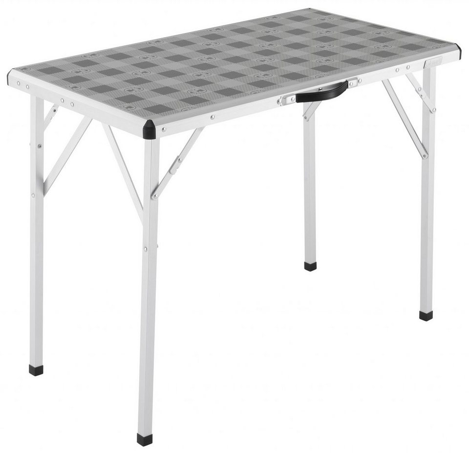 Coleman Camping Tisch »Camping Table Small« in grau