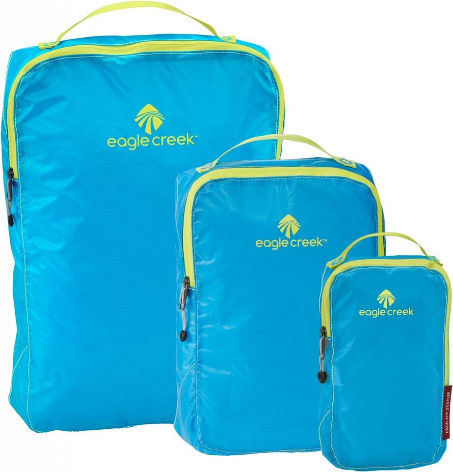 Eagle Creek Pack-It Sport- und Freizeittasche »Specter Cube Set« in türkis