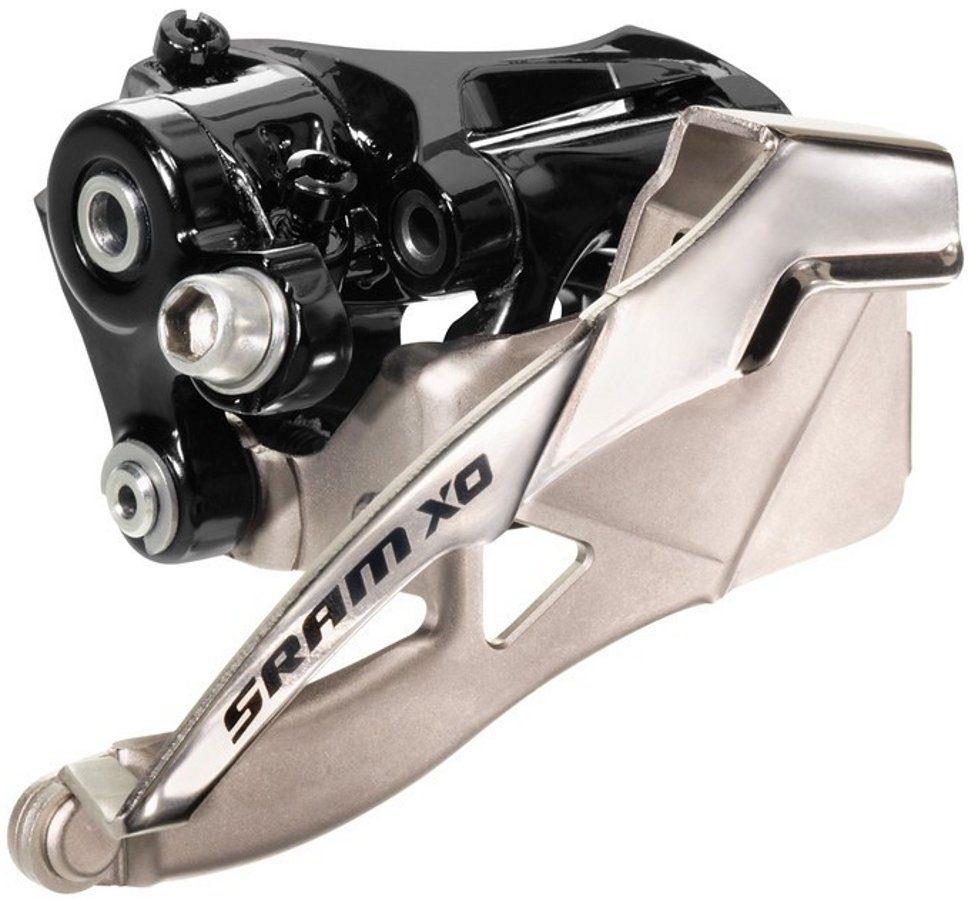 SRAM Schaltung »XO Umwerfer 2x10-fach High Clamp Top Pull«