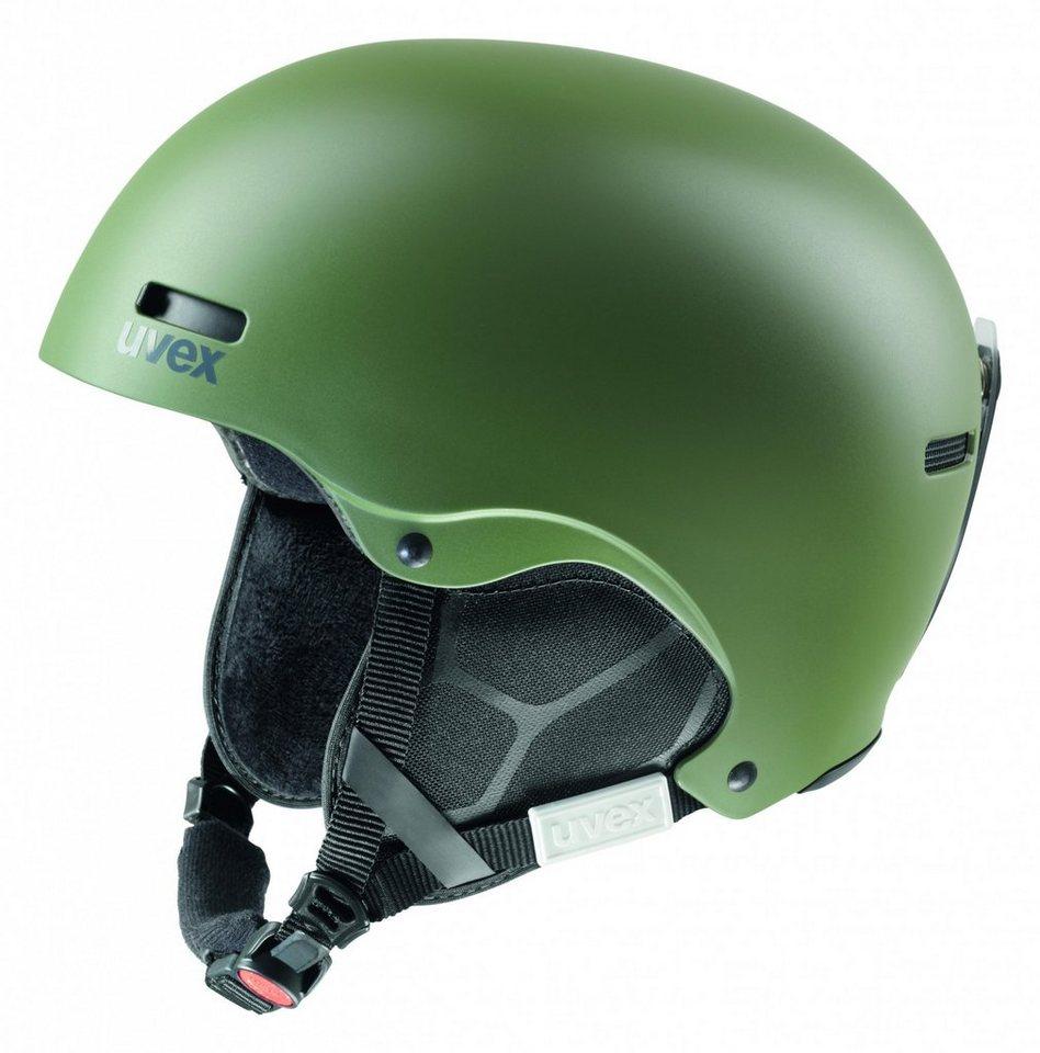UVEX Ski - / Snowboardhelm »hlmt 5 pure Helmet« in oliv