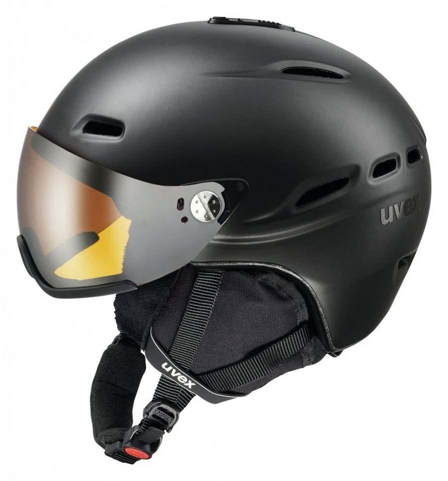 UVEX Ski - / Snowboardhelm »hlmt 200 Helmet« in schwarz