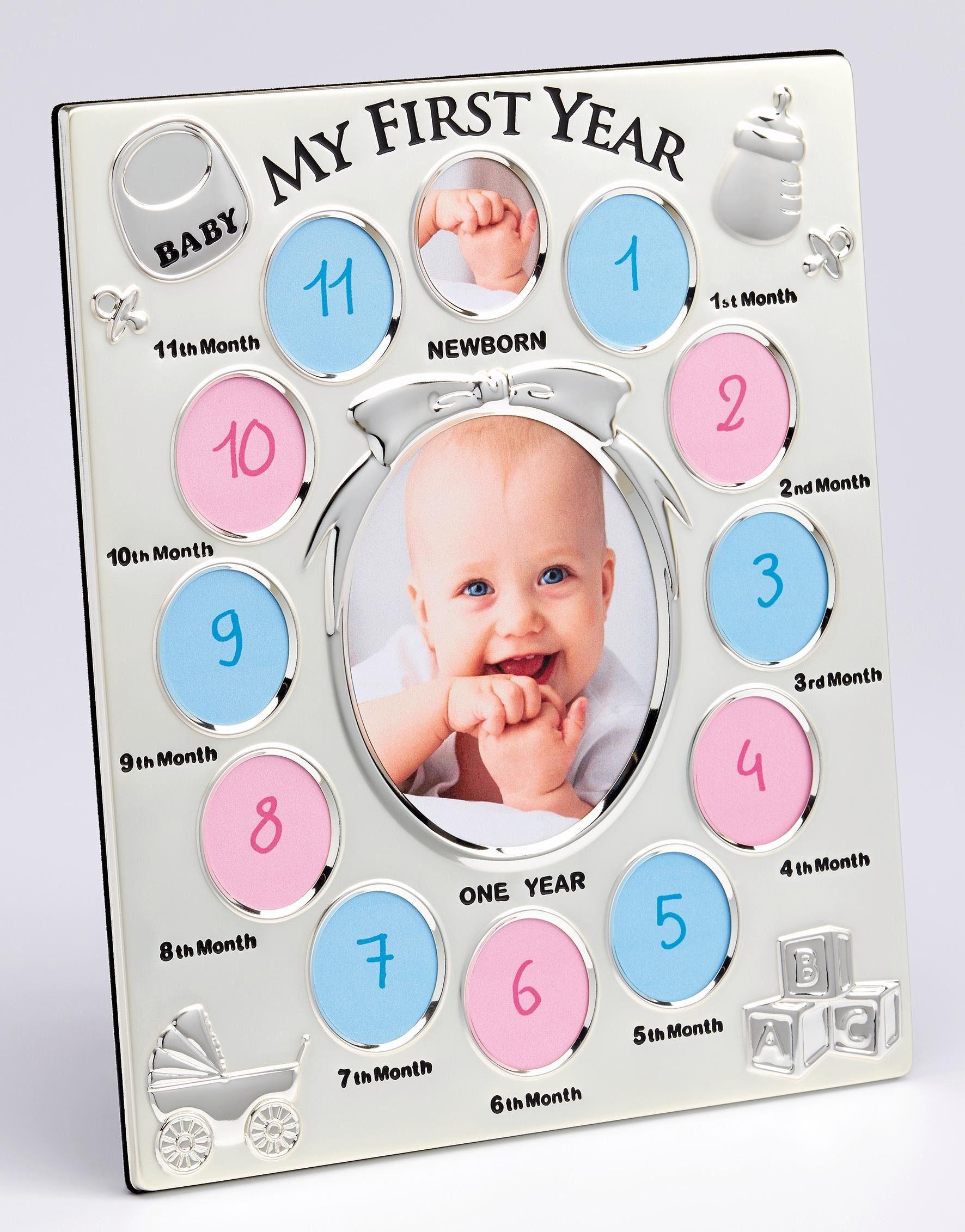 Home Affaire Bilderrahmen »Baby«, 13 Fotos