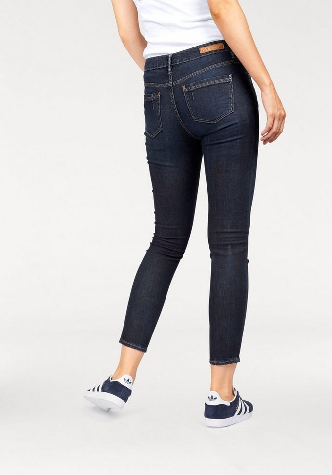 Paddock's Skinny-fit-Jeans »Lucy« in blue-washed