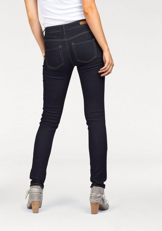 Paddock's Skinny-fit-Jeans »Lucy« Lucy in dark-blue