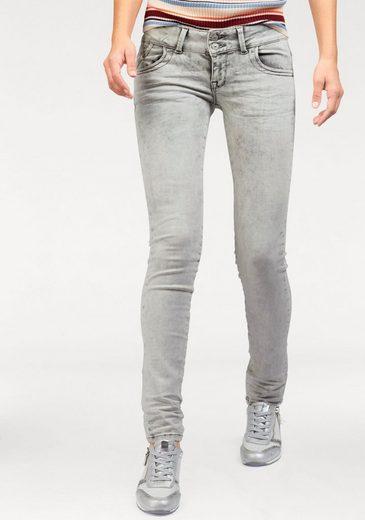 LTB Slim-fit-Jeans MOLLY, mit breitem 2-Knopf Bund