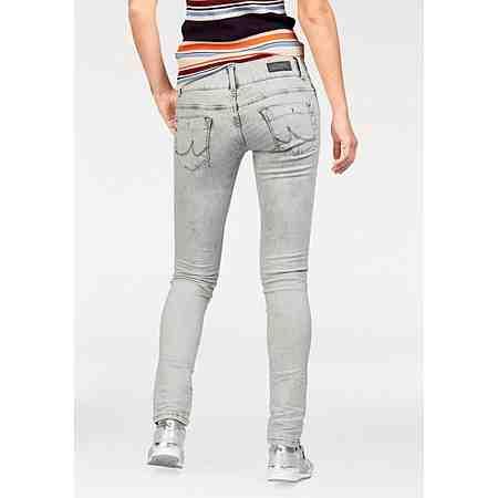 LTB Slim-fit-Jeans »Molly« mit Crinkle-Effekt