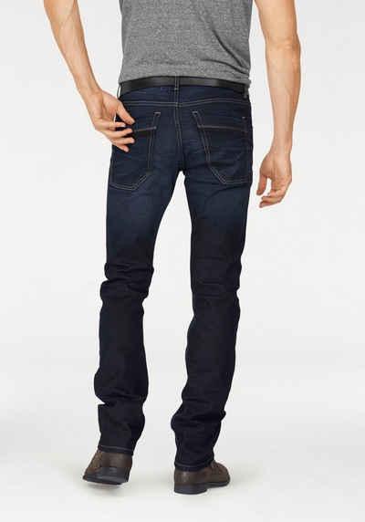 Bruno Banani Straight-Jeans »Liam (Stretch)« Sale Angebote