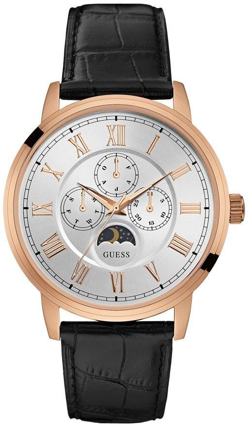 Guess Multifunktionsuhr »W0870G2« in schwarz