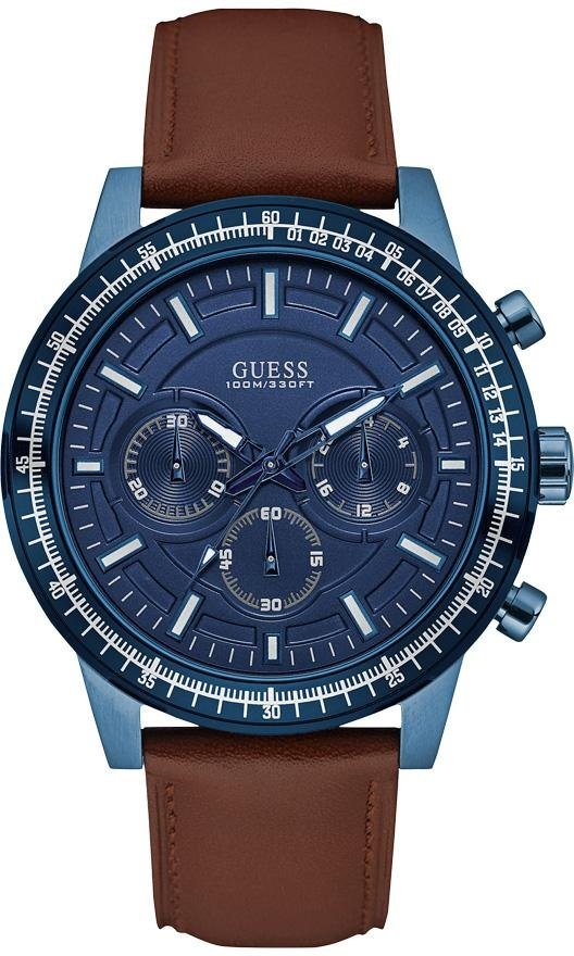 Guess Chronograph »W0867G2« in braun