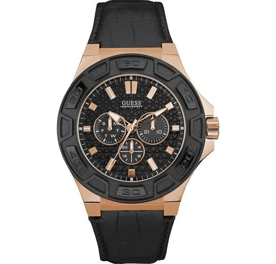 Guess Multifunktionsuhr »W0674G6«