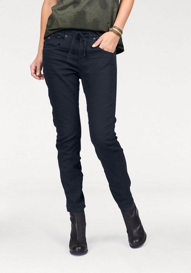 G-Star Boyfriend-Jeans »Arc 3D Sport« im Boyfriend-Look in rinsed-blue
