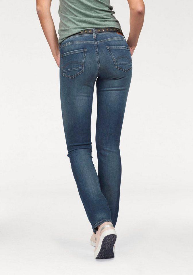 Hilfiger Denim Straight-Jeans »Sandy« in blue