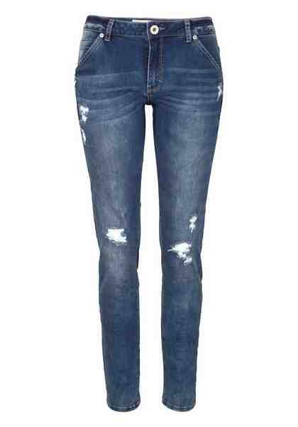 Q/S designed by Destroyed-Jeans »Megan«, in Crash-Optik