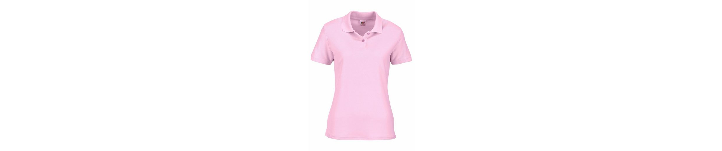 Polo Premium Loom Fit Lady Poloshirt Loom the Fit Premium Fruit of Lady the Fruit of Poloshirt Zqxwf6dE6