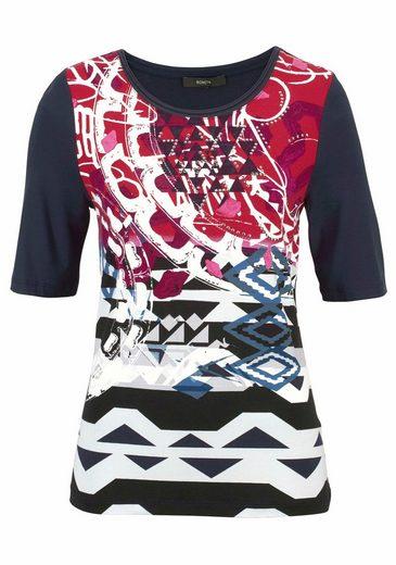 BONITA T-Shirt, mit tollem grafischem Druck
