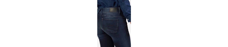 G-Star RAW Skinny-fit-Jeans Lynn Ast, mit Reißverschluss am Saum