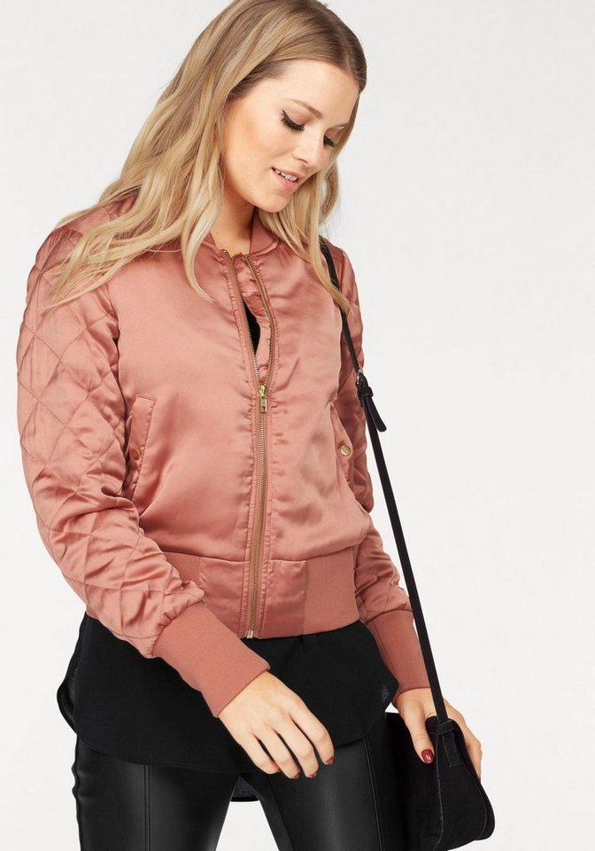Vero Moda Bomberjacke »TARAS« in rosé