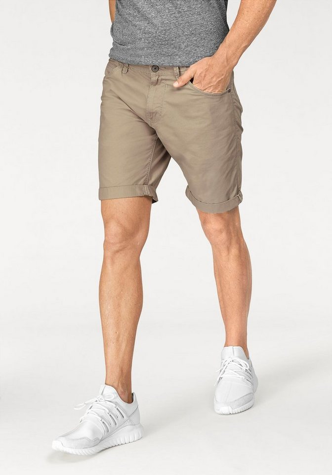Tom Tailor Denim Bermudas in beige