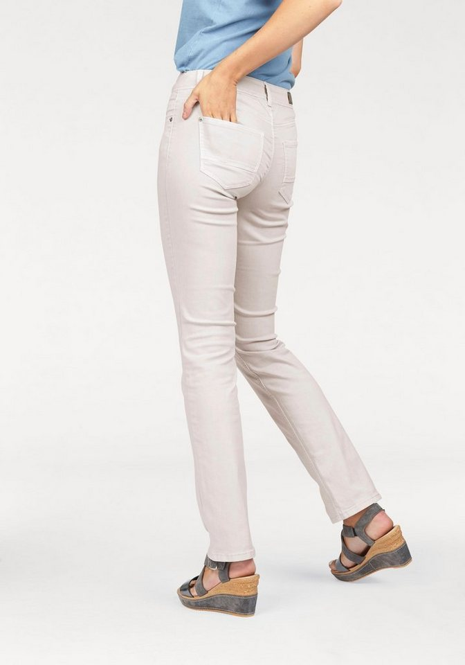 STREET ONE Bequeme Jeans »Envy« in offwhite