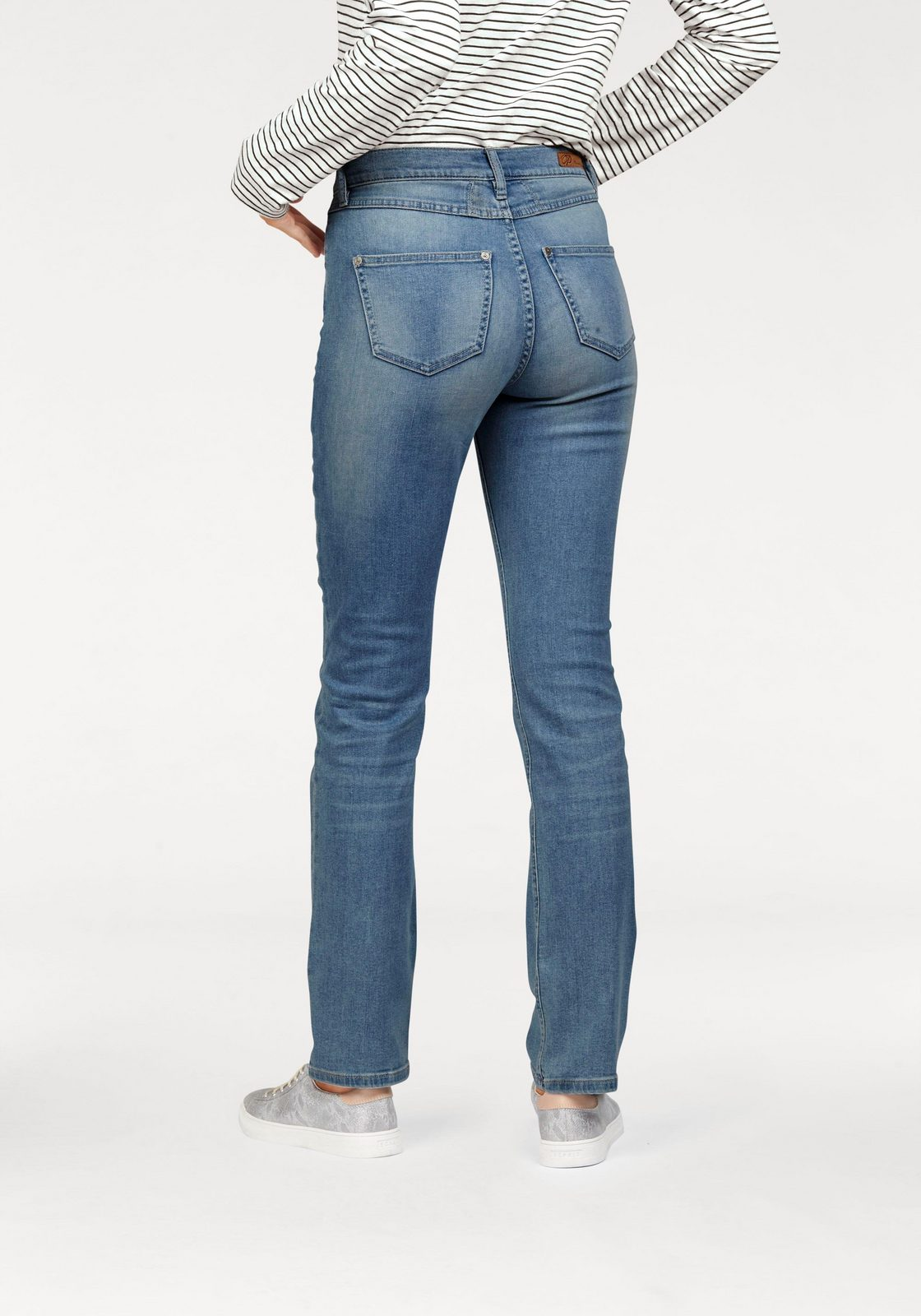 Paddock´s Straight-Jeans »Kate«, High-waist
