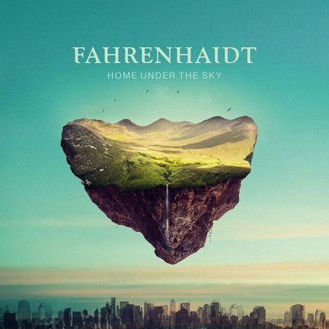 Audio CD »Fahrenhaidt: Home Under The Sky«