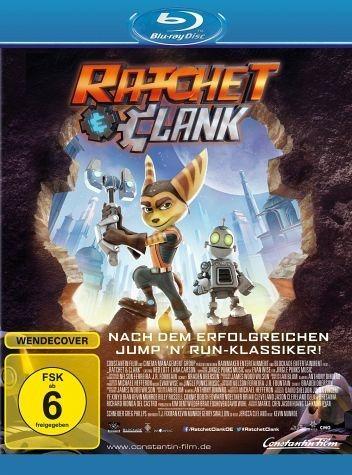 Blu-ray »Ratchet & Clank«