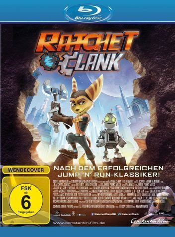 Blu-ray »Ratchet & Clank«