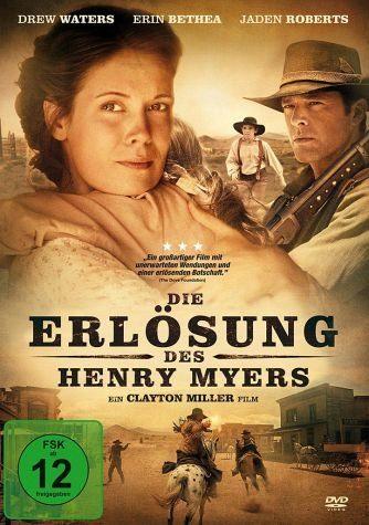 DVD »Die Erlösung des Henry Myers«