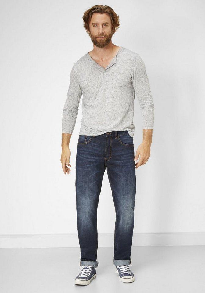 PADDOCK'S Jeans »CARTER« in dark blue stone