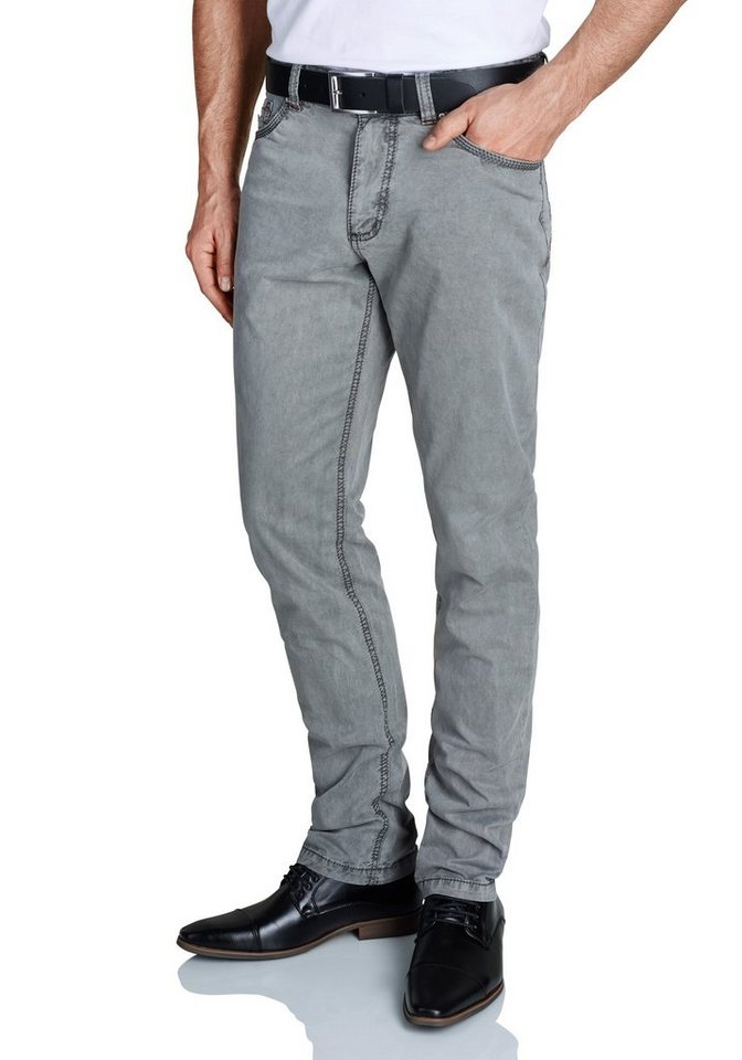 Redpoint Stretch 5-Pocket »Halifax« in anthra heritage