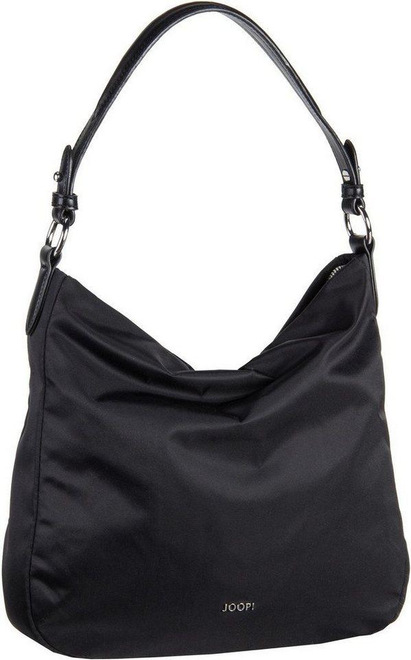 Joop Dina Nylon Hobo Medium in Black