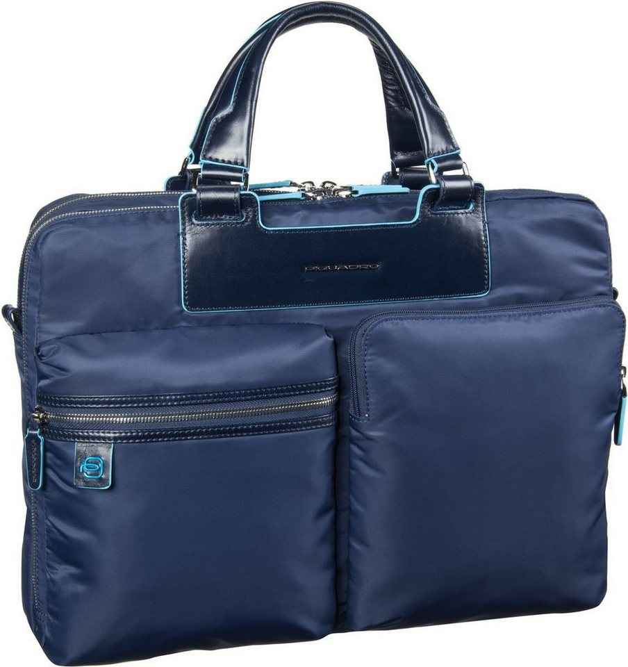 Piquadro Celion Aktentasche in Blu