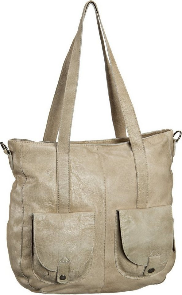 Greenburry Stainwashed Shopper in Dust