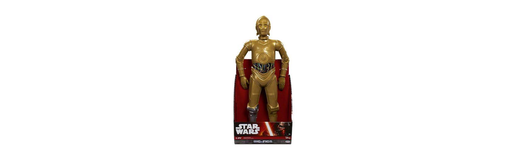 Jakks Pacific Star Wars Das Erwachen der Macht - C-3PO 48cm - silberne Bei