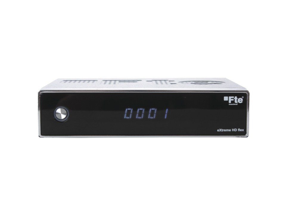 FTEmaximal Full HD Sat-Receiver »eXtreme HD flex«