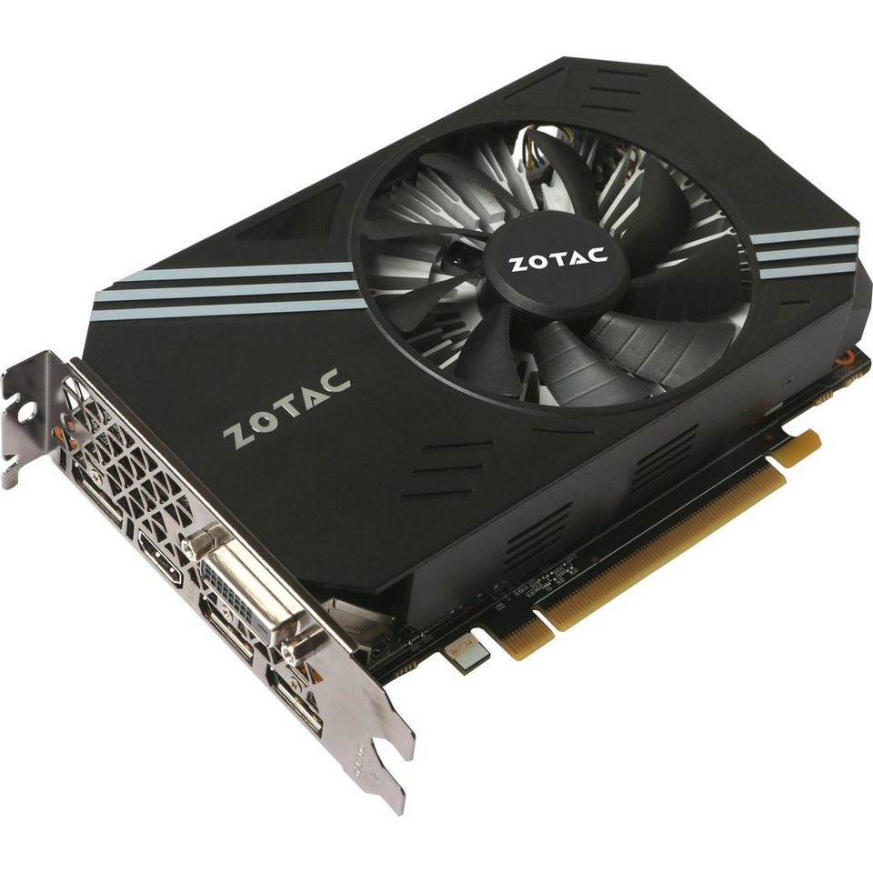 ZOTAC Grafikkarte »GeForce GTX 1060 Mini«