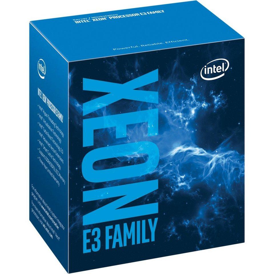 Intel® Prozessor »Xeon E3-1245v5«