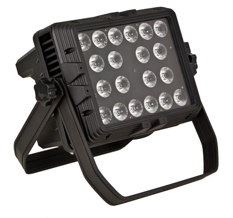 Involight Outdoor LED Fluter / LED-Lichtanlage »LEDARCH2015« in schwarz