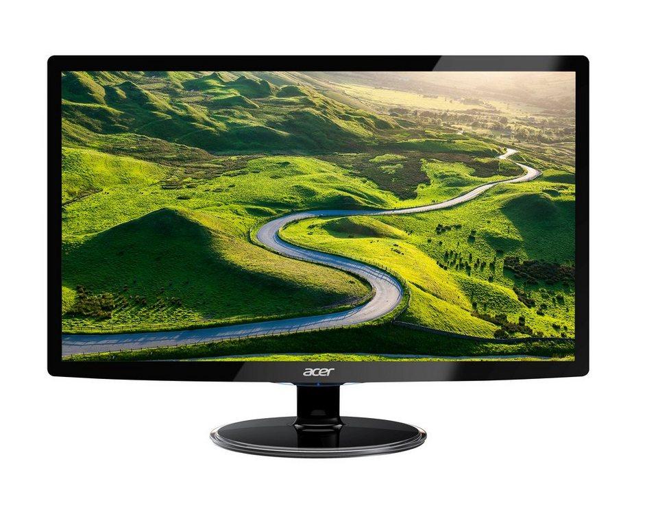 """ACER S242HLDbid »61 cm (24"""") Full HD Display« in schwarz"""