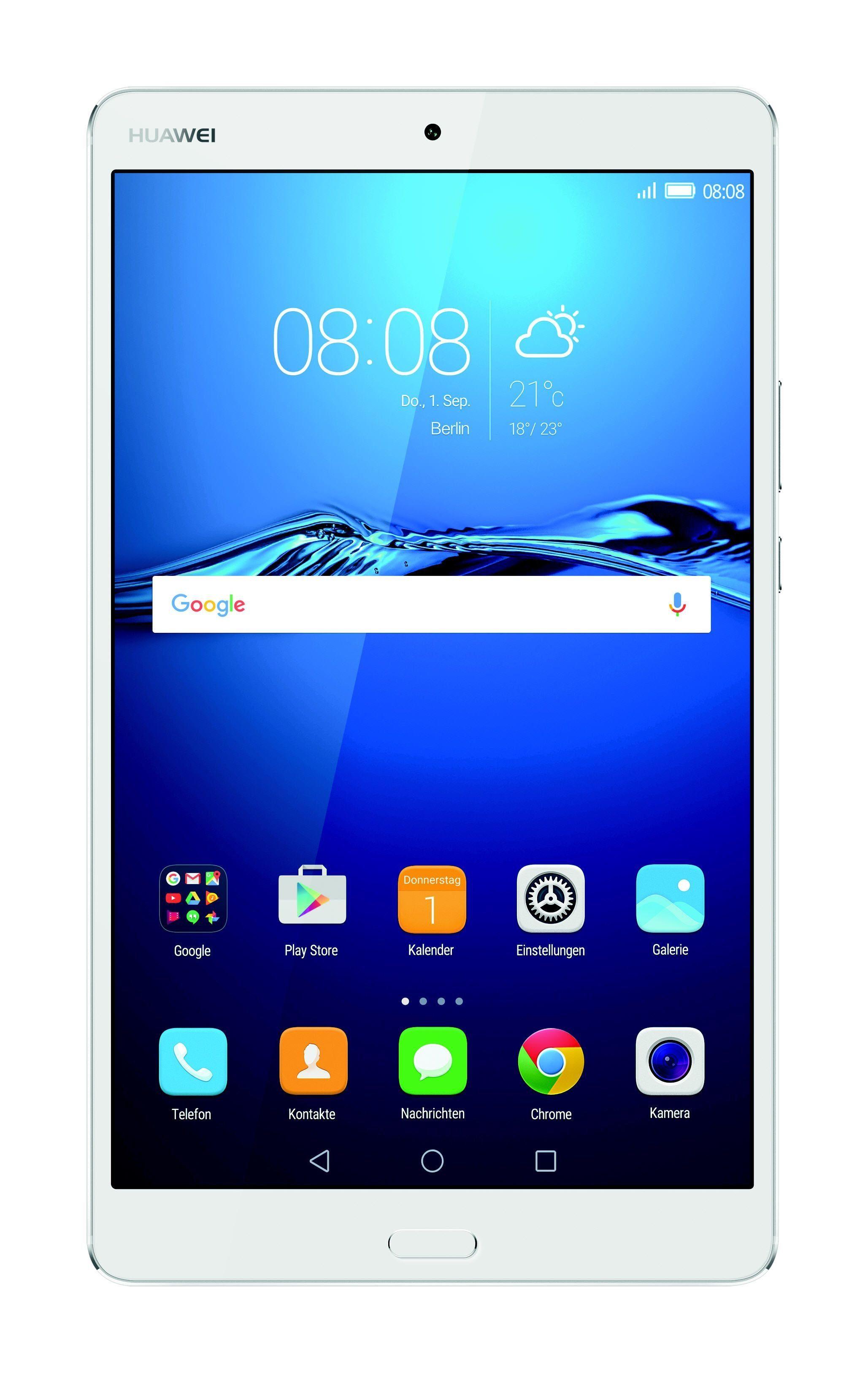 """HUAWEI Mediapad M3 WiFi »Octa Core, 21,33cm (8,4"""") 32 GB, 4 GB«"""