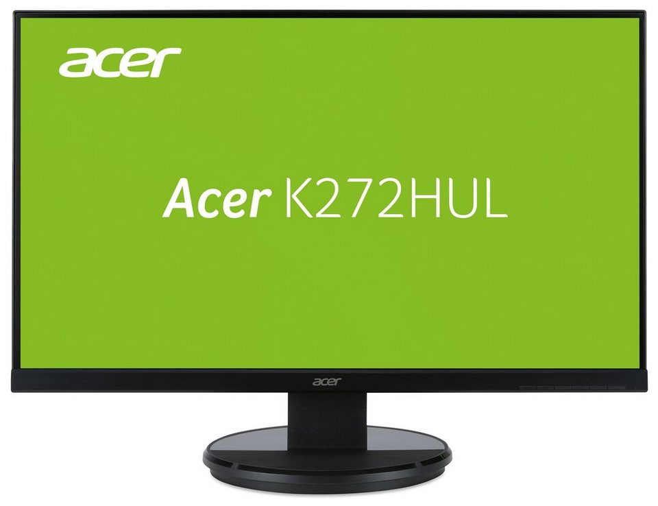"ACER K272HULEbmidpx »69 cm (27"") WQHD Display« in schwarz"