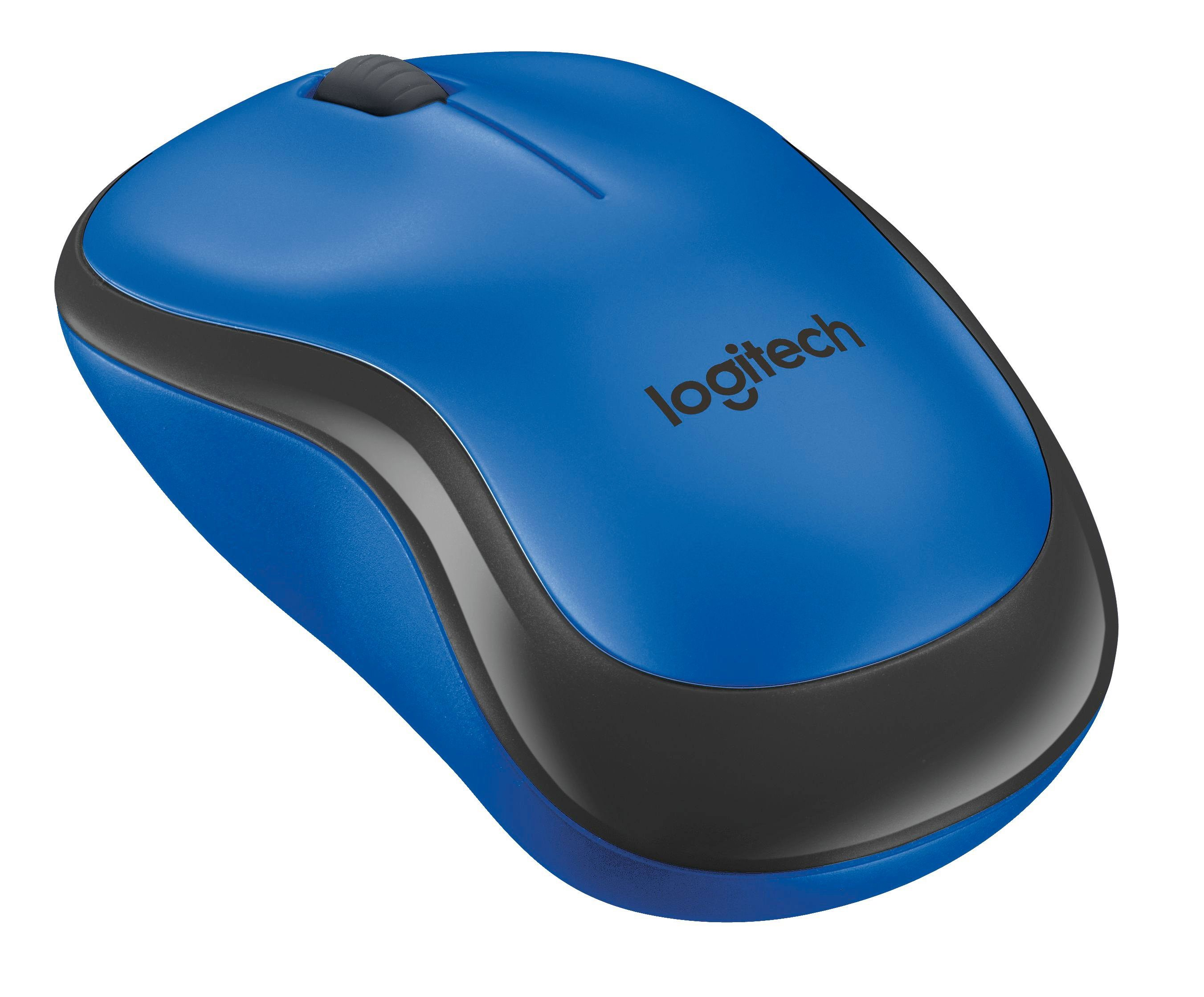 Logitech Maus »M220 SILENT IN-HOUSE/EMS«