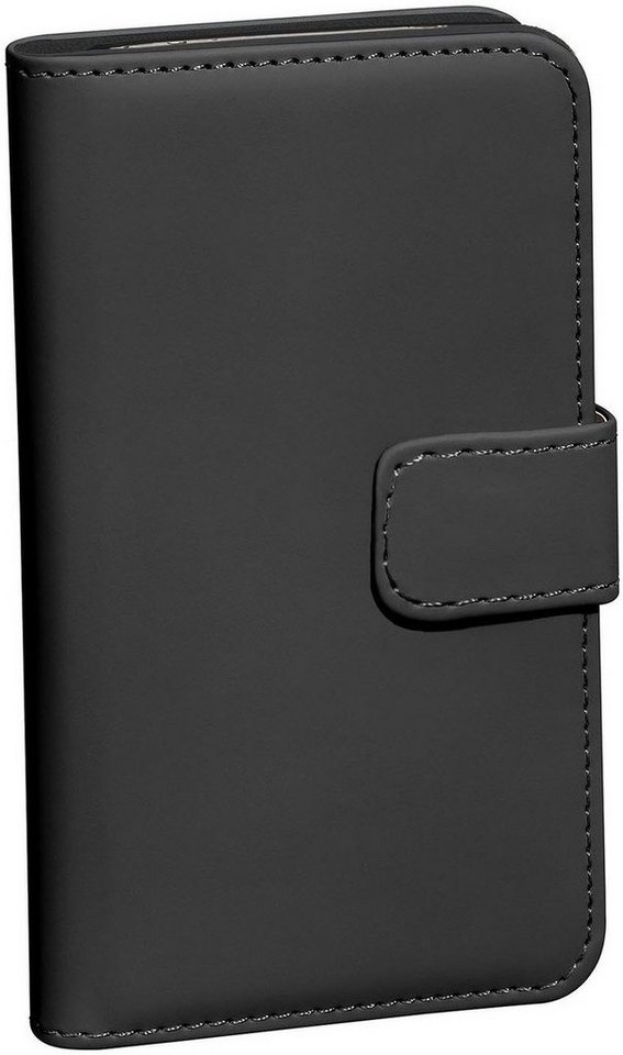 PEDEA Handytasche »Book Cover Classic für Galaxy J5 2016 DUOS« in Schwarz