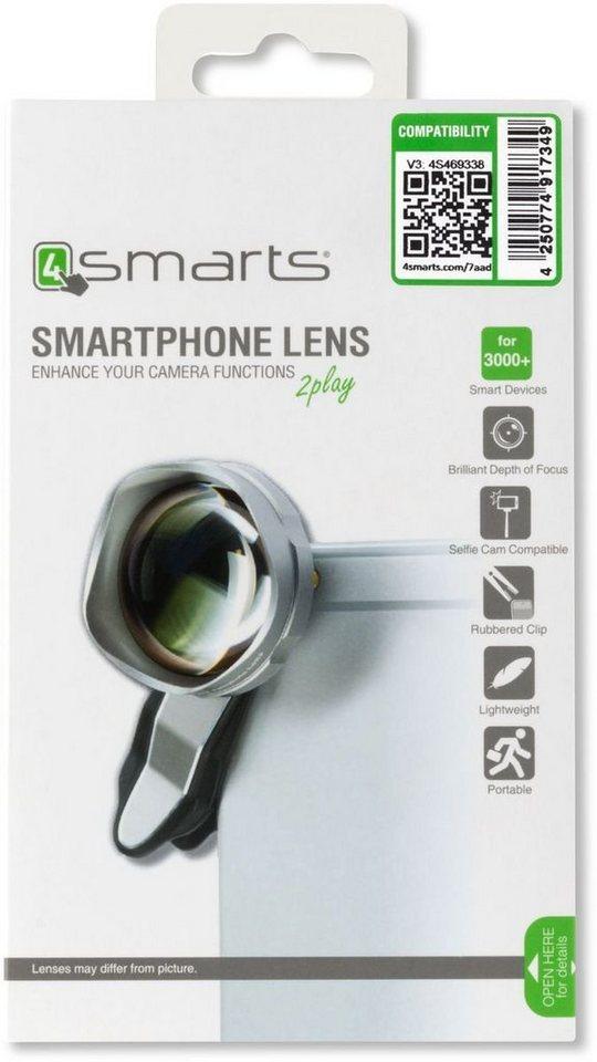 4Smarts Zubehör »Super-Weitwinkel-Objektiv« in Silber