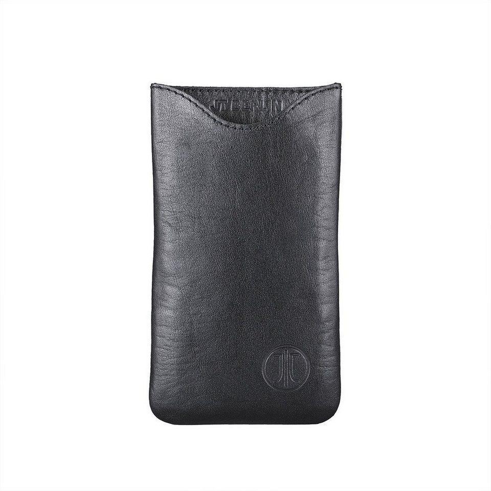 JT Berlin Handytasche »SlimCase Leather Size 2ML« in Schwarz