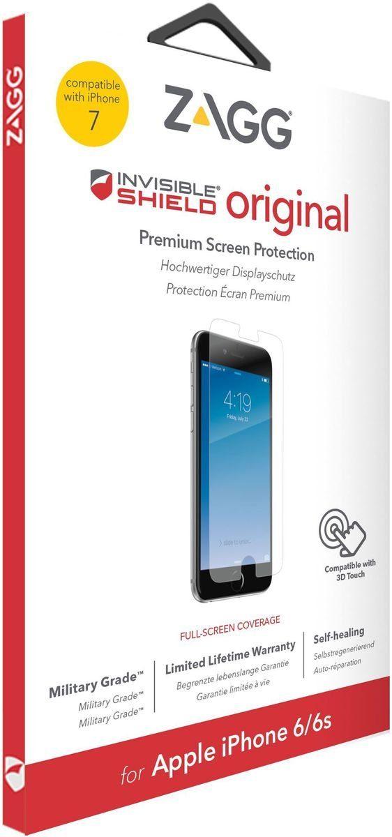 invisibleSHIELD Folie »Original Displayschutz für Apple iPhone 7«