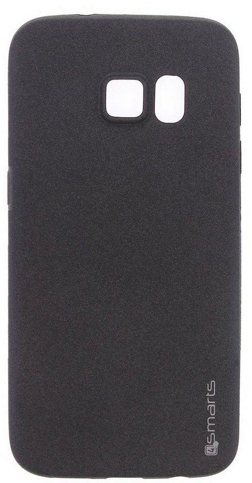 4Smarts Handytasche »UltiMAG Soft-Touch Cover SANDBURST f.Galaxy S7« in Schwarz
