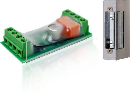 Z-Wave Smart Home Zubehör »Elektronisches Türöffner-Steuermodul mit Öffner«