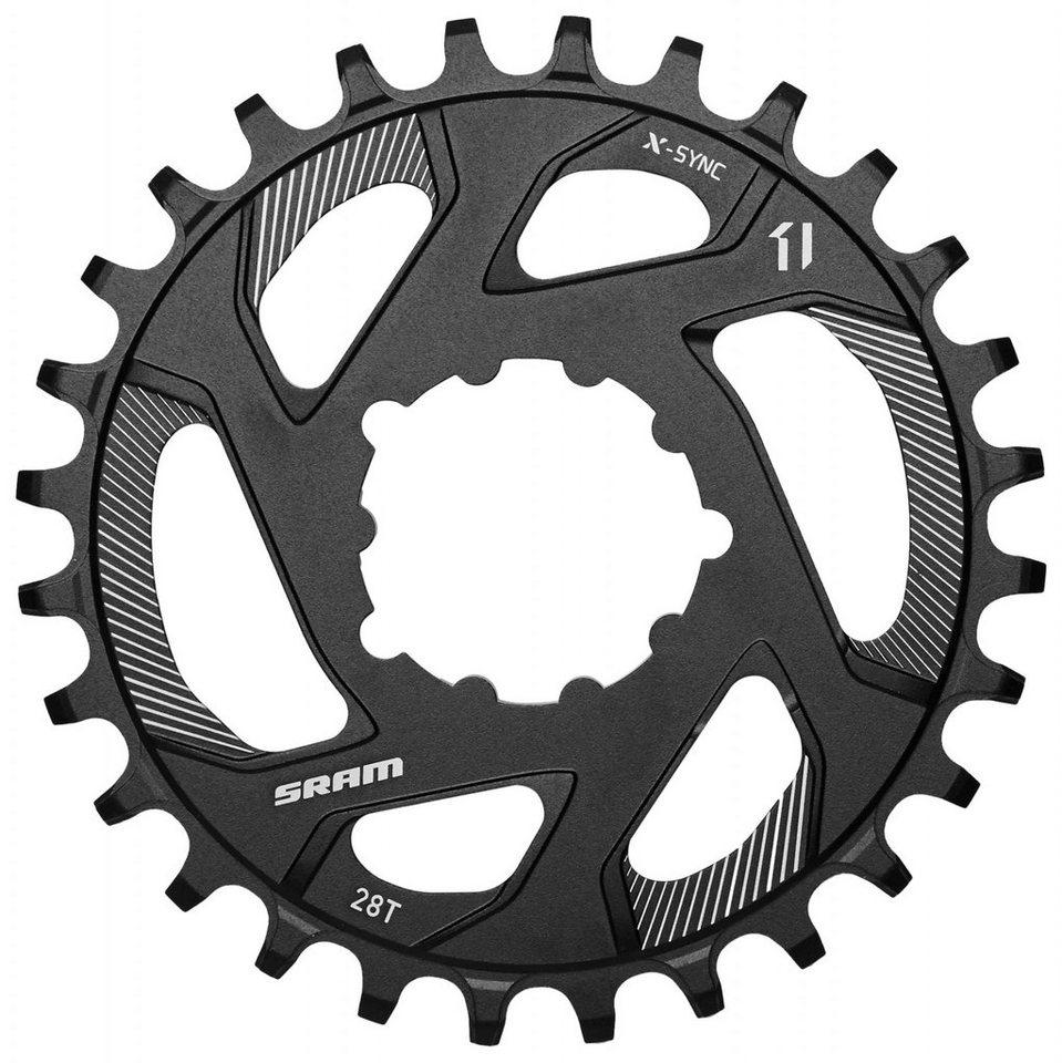 SRAM Kettenblatt »X-Sync Kettenblatt Direct Mount 11-fach 0° Offset«